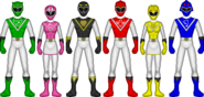 Power Rangers Wild Avengers Season 2