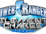 Power Rangers Element Charge