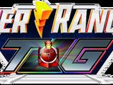 Power Rangers T.Q.G (Starlina's Version)