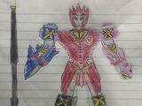 X-Energy Megazord