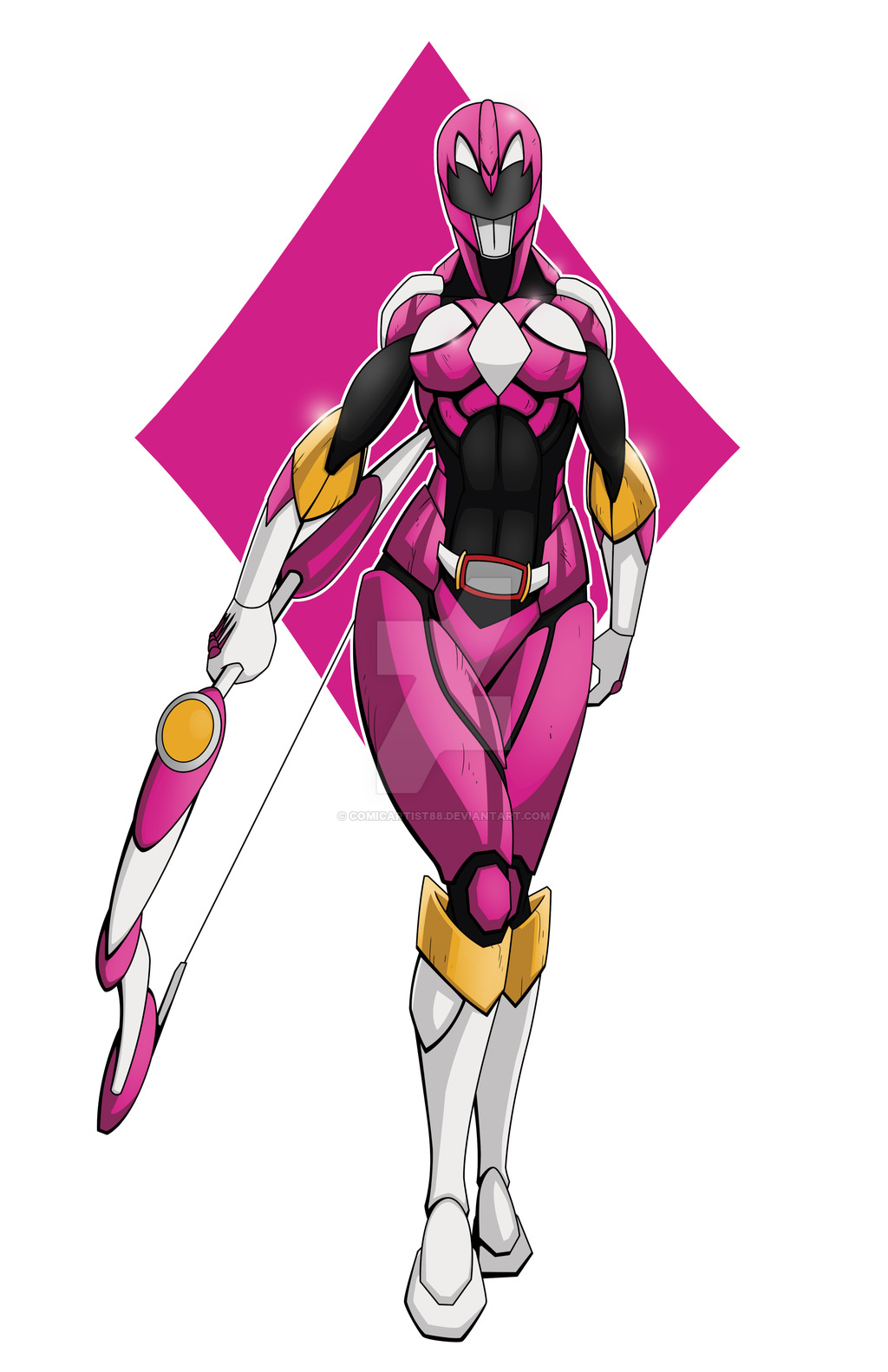 image pink power ranger by comicartist88 db5758i jpg power