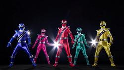 MSK-Team Transformation II (Five Member)
