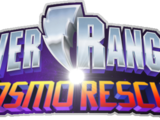 Power Rangers Cosmo Rescue