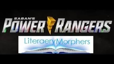 Power Rangers Literary Morphers