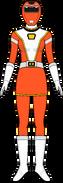 Orange Turbo Charge Ranger