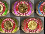 Thunder Power Morphers