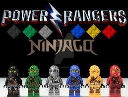 Power Rangers Ninjago