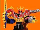 Dino Charge Megazord