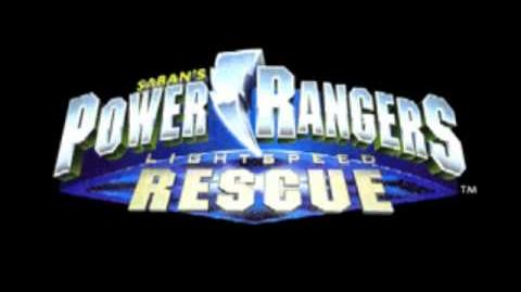 Power Rangers Lightspeed Rescue Season 8 Opening Theme Song