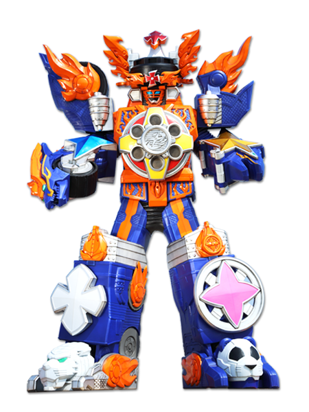 Blaze Megazord Power Rangers Fanon Wiki Fandom Powered