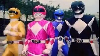 MMPR vs. Steamy Meany