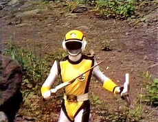 Yellow Prism Ranger