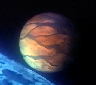 Cimmerian Planet