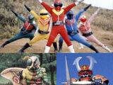 Power Rangers Danger Thunder