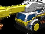 Crane & Drill TriggerZords