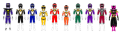 Power Rangers Turbo Charge