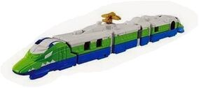 Crocodile TrainZord