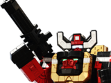 Beast Kaiser Megazord