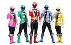 Power rangers sp