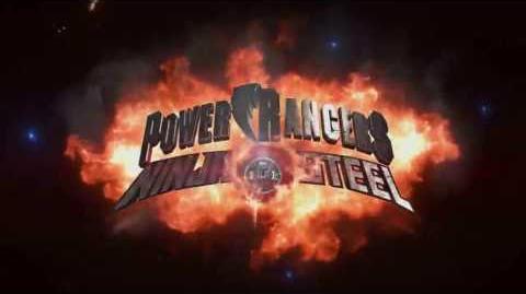 Power Rangers Ninja Steel Opening 1(Lego Ninjago Style)