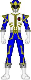 Blue Mythic Drive Ranger