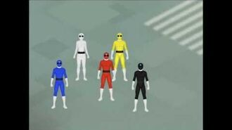 Disney's Power Rangers Chroma Squad - Season 1 Episode 1 (Premiere)