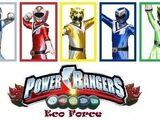 Power Rangers Eco Force