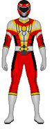 Red Vehicle Squad Ranger
