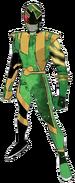 Boom Studio Green Solar Ranger