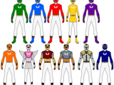 Power Rangers Miracle Brigade