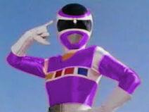 Purple space ranger