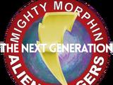 Mighty Morphin Aquitar Power Rangers - The Next Generation
