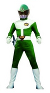 Green Crystal Ranger