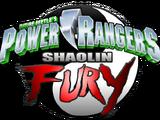 Power Rangers Shaolin Fury