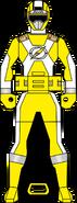 Yellow Treasure Hunter Key