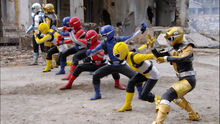 Class A and Class B Spy Force Rangers
