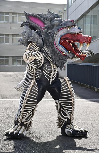KSR-Cerberus Minosaur brother