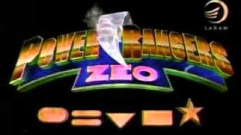 Power Rangers Zeo (Fanon Series)/Theme Song
