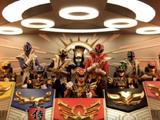 Power Rangers MegaForce - Octoroo's Revenge