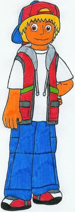 Dink Red Ranger by MCsaurus