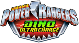 Dino Ultracharge logo
