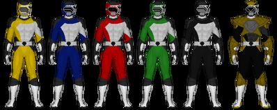 Syber Rangers