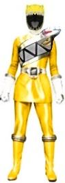 YellowDInoRanger
