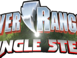 Power Rangers Jungle Steel