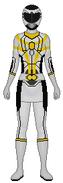 White Vehicle Squad Ranger