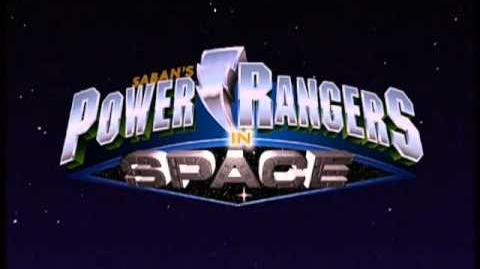 Power Rangers In Space (Fanon Series)/Theme Song