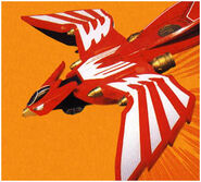 1. Red Phoenix Zord