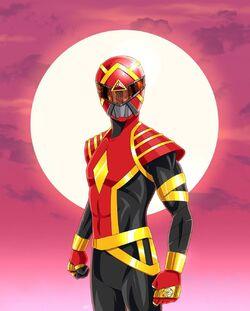 Omega Red Ranger