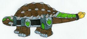 Ankylozord by MCsaurus