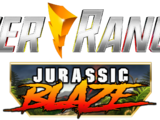 Power Rangers Jurassic Blaze